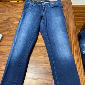 Women's Calvin Klein Denim Jeans